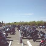 Sea of bikes - 1
