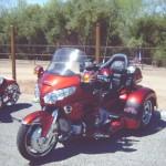 Gold Wing Motor Trike