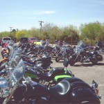 Sea of bikes - 2